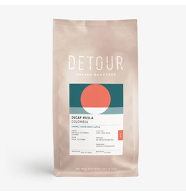 Detour Coffee Detour Coffee, Decaf Huila Colombia, 300g Beans