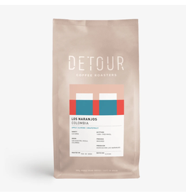 Detour Coffee Detour Coffee, Los Naranjos Colombia, 300g Beans