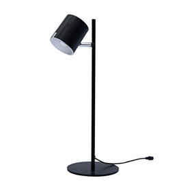 First Base Inc. LAMP-DESK, DAC LED WITH ROTATING HEAD, BLACK   MP-321