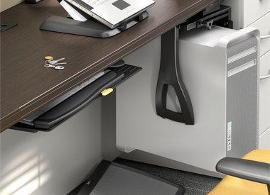 Keyboard Trays, Risers & Comfort