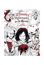 Julia Rivers Colouring Book for Adults, Grimms' Nightmares from the Otherworld