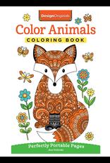 Jess Volinski Colouring Book, Colour Animals