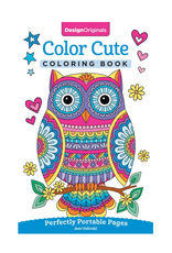 Jess Volinski Colouring Book, Colour Cute