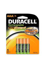Duracell Duracell AAA Rechargeable Batteries 4 Pack