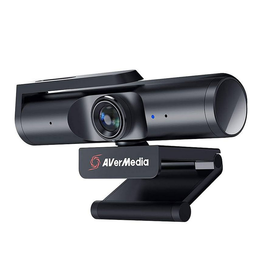 AVerMedia Webcam - AVerMedia Live Streamer Webcam 4K UHD Wide Angle Lens