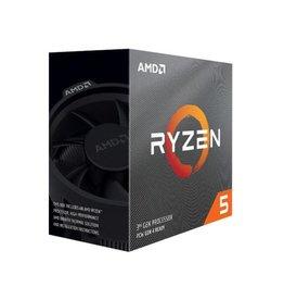 AMD Processor - AMD Ryzen 5 3600X 3.6GHz 65W w/Wraith Stealth Cooler