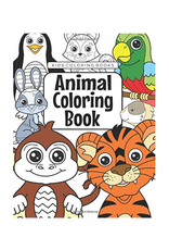 The Future Teacher Foundation Colouring Book for Kids, Animal Colouring Book