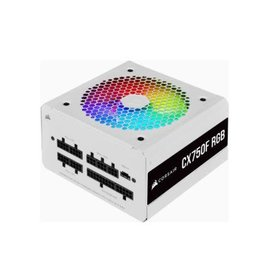 Corsair Corsair CX750F RGB White, 750 Watt, 80 Plus Bron