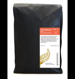 Transcend Coffee Transcend Coffee, Tres Quebradas - Peru - 2 lb