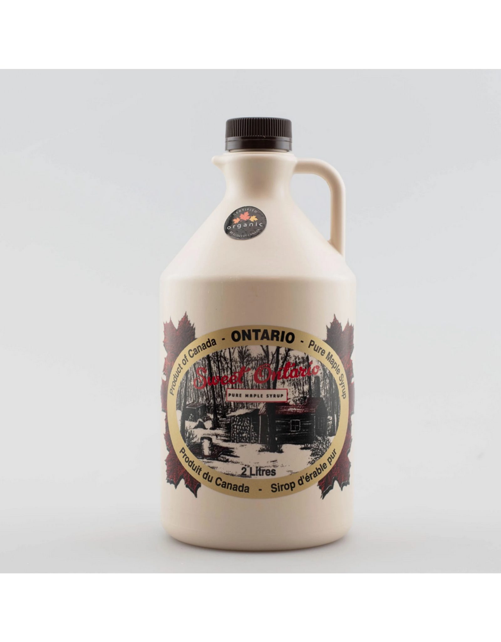 Fulton's Fulton's Maple Syrup Amber 2L Jug
