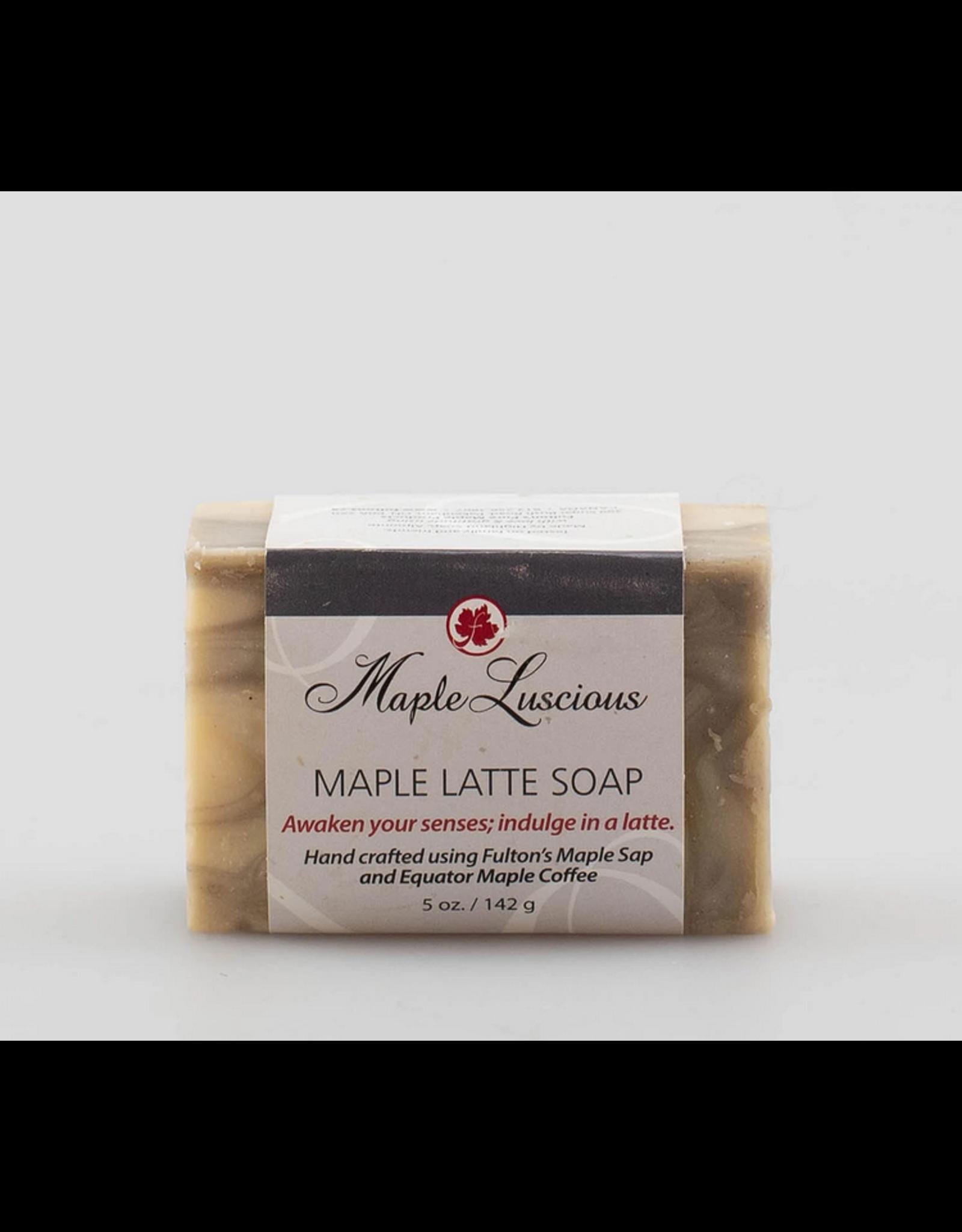 Fulton's Fulton's Maple Latte Soap 142g