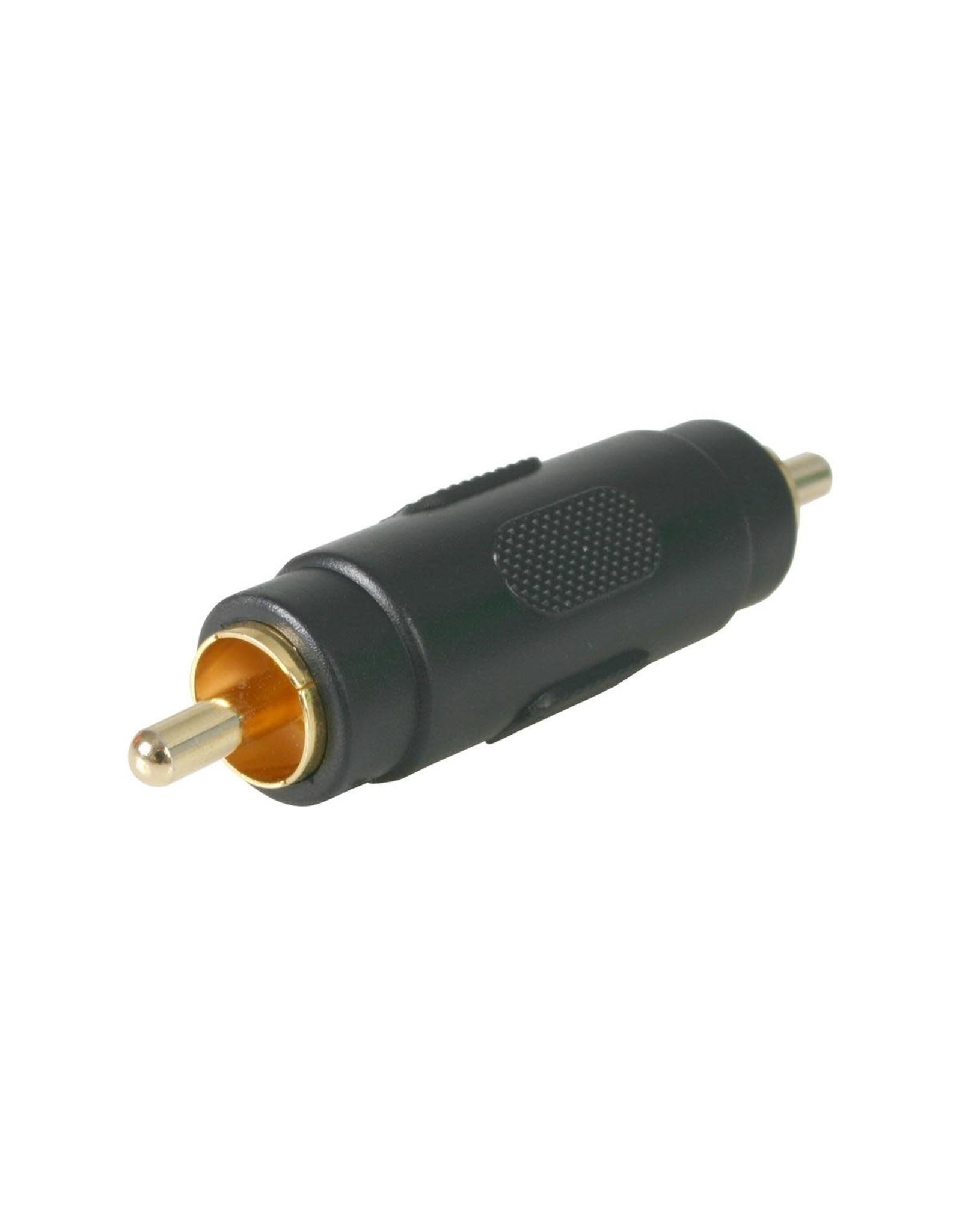 Startech Adapter - Startech RCA Gender Changer - M/M