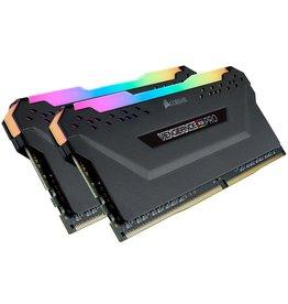 Corsair Corsair Vengeance RGB 16GB (8GBx2)  DDR4 3600 Black