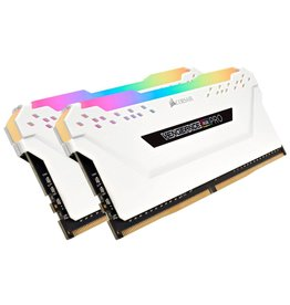 Corsair Corsair Vengeance RGB 16GB (8GBx2) DDR4 3600 White