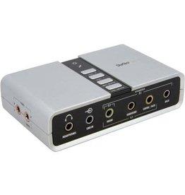 Startech Adapter - Startech USB Audio Adapter External Sound Card