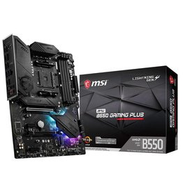 MSI MSI MAG B550 Gaming Plus Motherboard