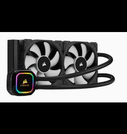 Cooler Master Corsair iCUE H100i RGB Pro XT 240mm Radiator CPU Cooler
