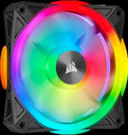 Corsair Corsair iCue QL120 RGB 120mm RGB LED Fan