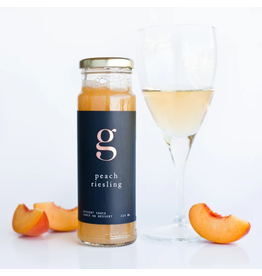 Gourmet Inspirations Gourmet Inspirations, Peach Riesling Dessert Sauce 225ml