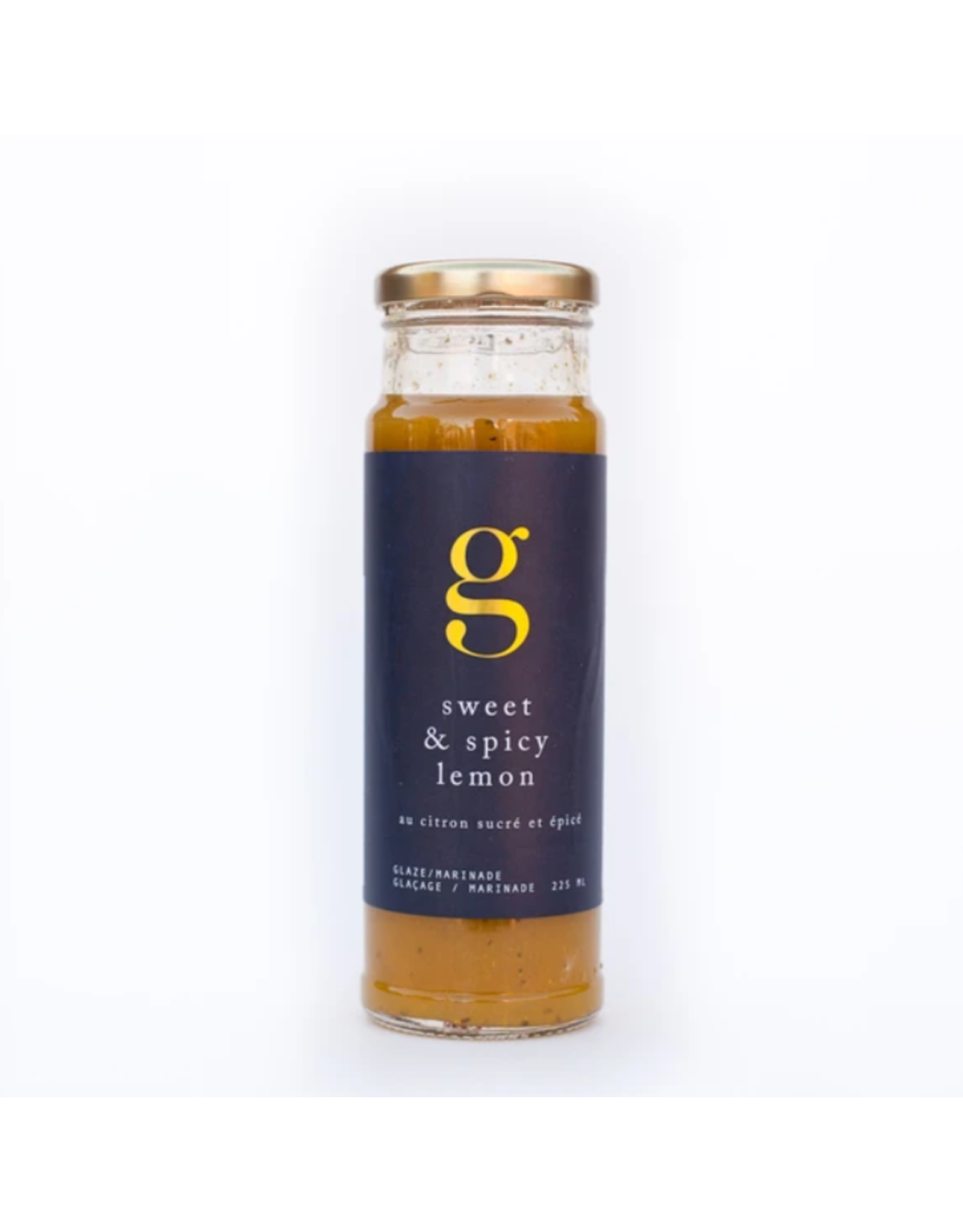 Gourmet Inspirations Gourmet Inspirations, Sweet & Spicy Lemon Glaze/Marinade 225ml