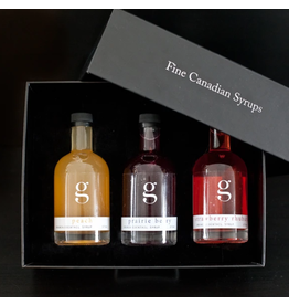 Gourmet Inspirations Gourmet Inspirations, Luxury Brunch/Cocktail Syrups 3 pack