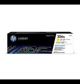HP Laser Toner - HP 206A Yellow
