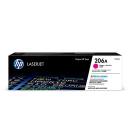 HP Laser Toner - HP 206A Magenta