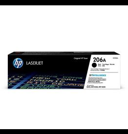 HP Laser Toner - HP 206A Black