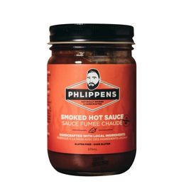 Phlippens Phlippens Smoked Hot Sauce 375ml
