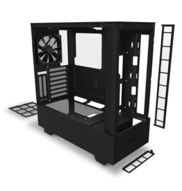 NZXT H NZXT H510 Elite CA-H510E-B1 PC Case