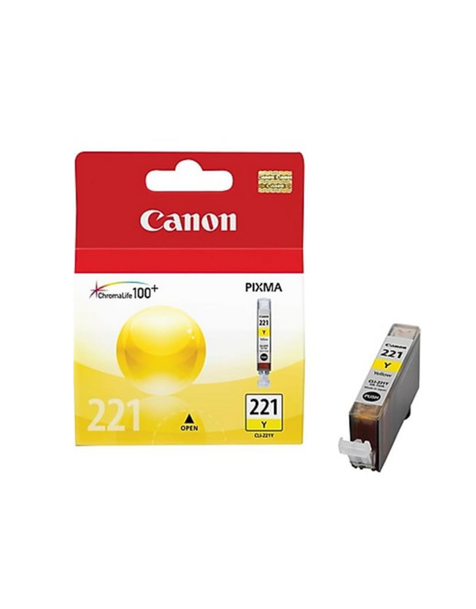 Canon Canon CLI-221 Yellow Ink Tank (2949B001)
