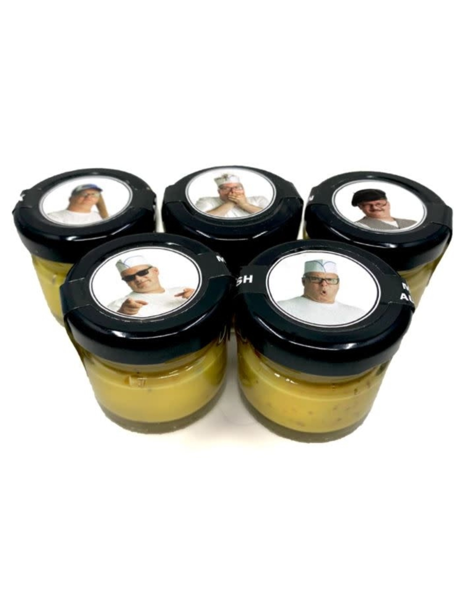 Caplansky's Caplansky's Mustard 20ml Various Flavours