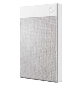 Seagate Portable Drive - Seagate 2TB Backup Plus Ultra Touch, White