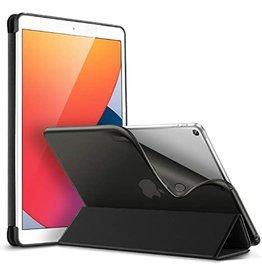 ESR iPad 10.2 (2019/2020) (7th/8th Gen) ESR Black Rebound/w Flap Slim Case