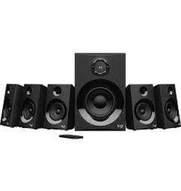 Logitech Speakers - Logitech Z606 5.1 Surround Sound Speaker System