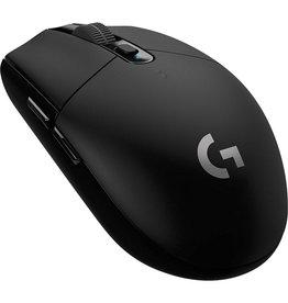 Logitech Mouse - Logitech G305 Lightspeed Wireless Gaming Mouse, Black