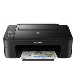 Canon Printer - Canon PIXMA TS3320 Black Wireless Inkjet All-in-One