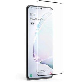 Znitro Nitro Galaxy S20 Ultra Temper Curved Glass Black Bezel SKU:50269