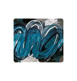 Xtrfy Xtrfy, GP4 Mouse Pad, Street Blue 18x16in