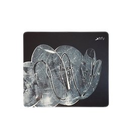 Xtrfy Xtrfy, GP4 Mouse Pad, Cloud White 18x16in