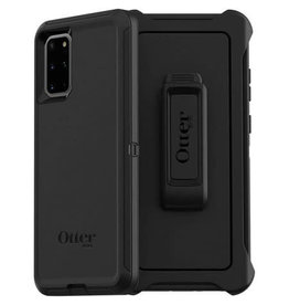 OtterBox Samsung Galaxy S20 5G Otterbox Black Defender Series Case