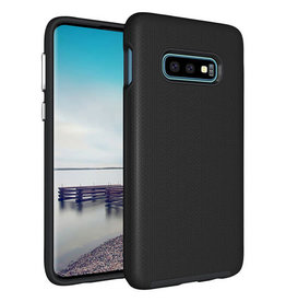 Xqisit Samsung Galaxy S10e Xqisit Black Armet Protective case