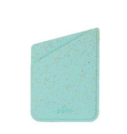 Pela Pela Purist Blue Compostable Eco-Friendly Card Holder