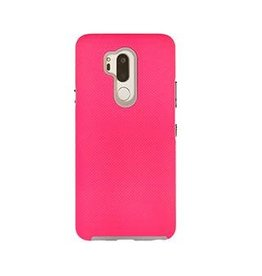 Xqisit LG G7 ThinQ/G7 One Xqisit Pink Armet Protective case