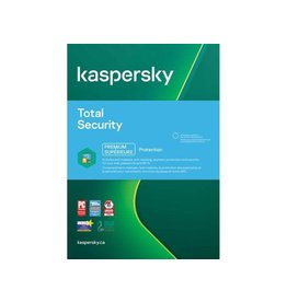 Kaspersky Kaspersky Total Security 1-User 1-Year PKC PC/Mac/Android