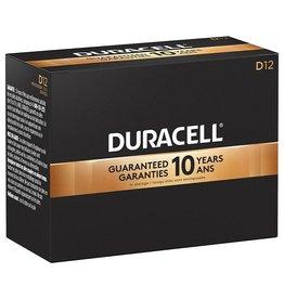 Duracell Duracell D Coppertop Alkaline Batteries 12 Pack