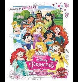 Hana Lexi Colouring Book, Disney Princess Christmas Edition
