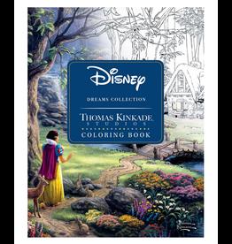Thomas Kinkade Colouring Book, Disney Dreams Collection
