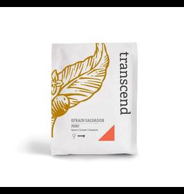 Transcend Coffee Transcend Coffee - Efrain Salvador - Peru - 3/4 lb