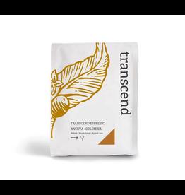 Transcend Coffee Transcend Espresso - Ancuya - Colombia - 3/4 lb